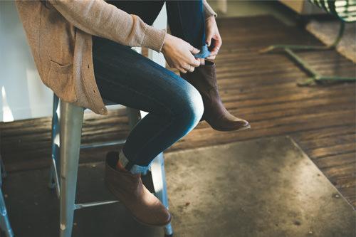 Aanbiedingen schoenen dames